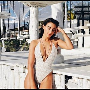siempre golden Swim - Siempre Golden trestle one piece swim suit